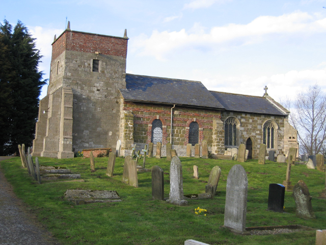 All Saints Church, Irby-in-the-Marsh, Lincs