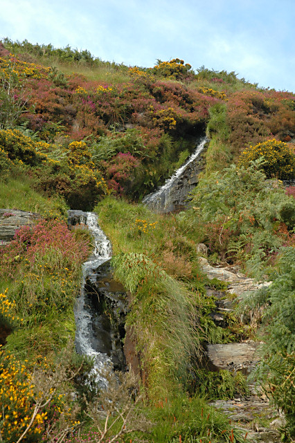 Laxey Valley - Isle of Man