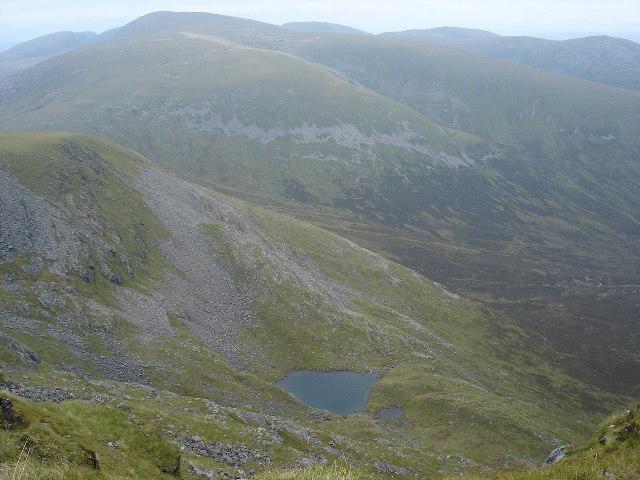 Small Lochan Coire h-Uamha,Glen Spean