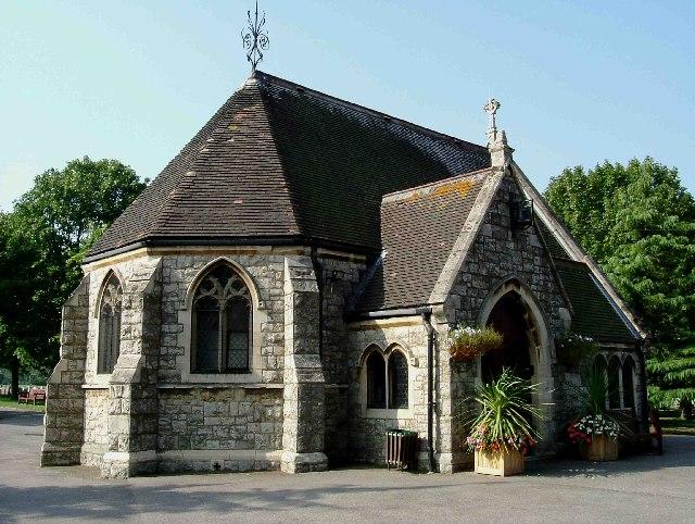 Chapel of Rest , Watling Street Cemetery
