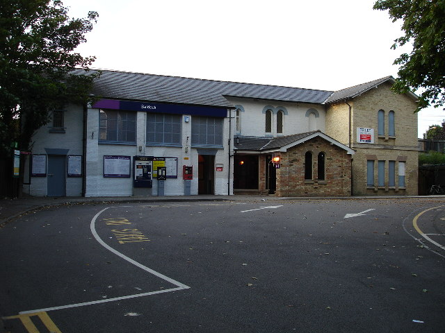 Baldock Railway Station