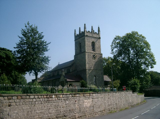 Church of St James The Greater, Barlborough