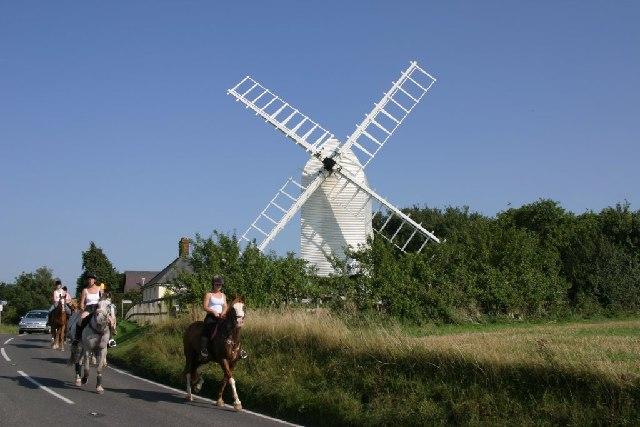 Chishill Windmill