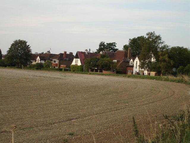 Houses at Bygrave