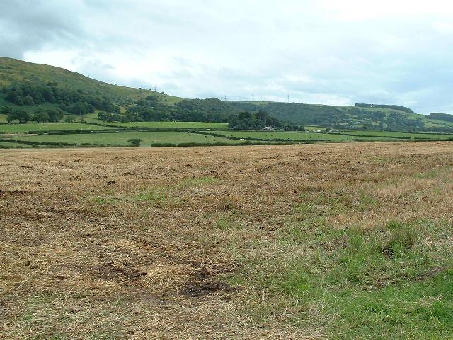 Abergwyngregyn Farmland