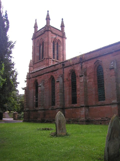 'Christ Church', Catshill, Worcs