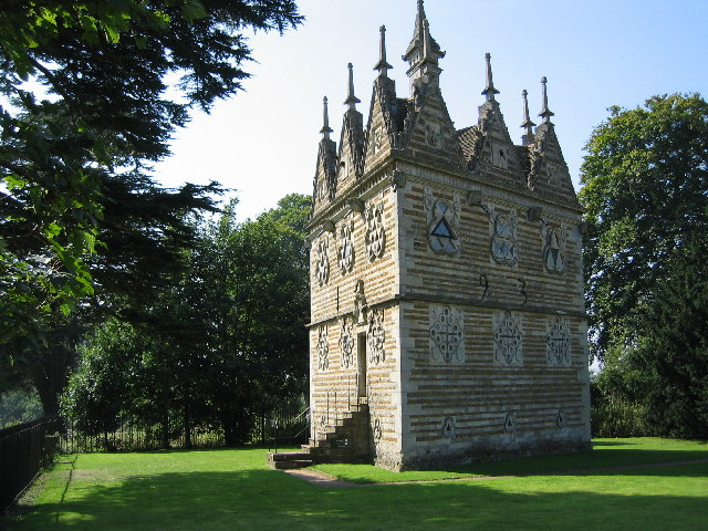 The Triangular Lodge, Rushton, Northamptonshire