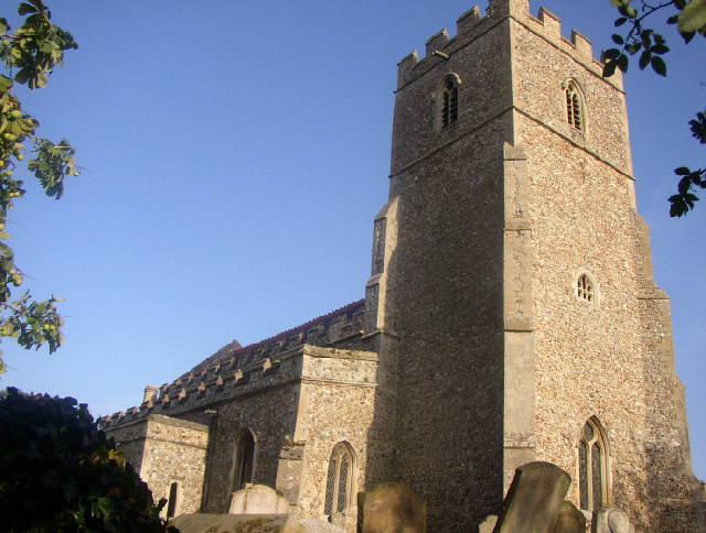 All Saints Church, Great Thurlow, Suffolk