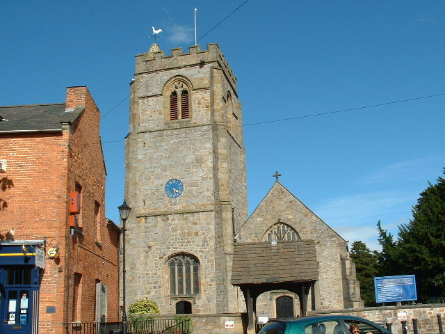 St Mary Chirk