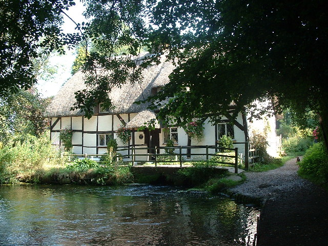 The Fulling Mill, New Alresford