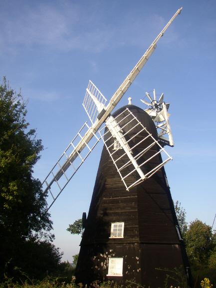 Windmill, Great Thurlow, Suffolk