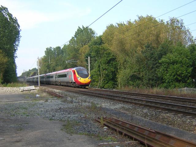 West Coast Main Line Express