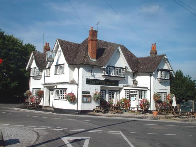 Cricketers Inn, Easton, near Winchester