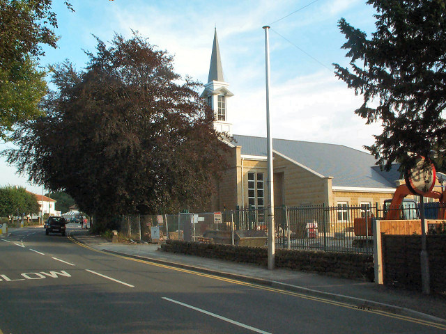 New Mormon Chapel temple, Menston