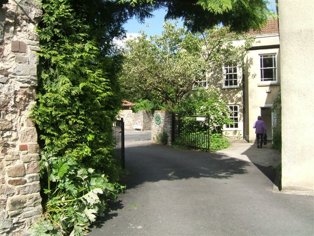 Chantry Entrance, Thornbury, Gloucestershire
