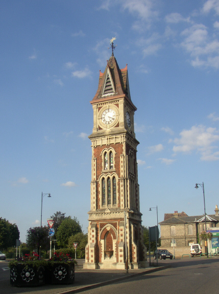 Jubilee Clocktower, Newmarket, Suffolk