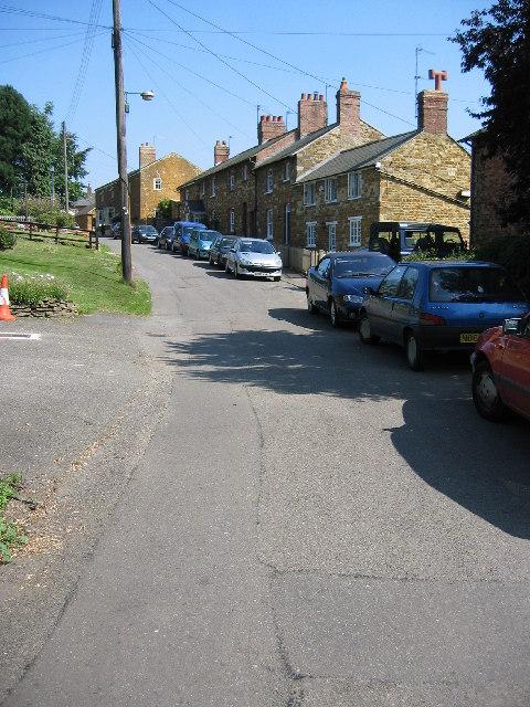 High Street, Rushton
