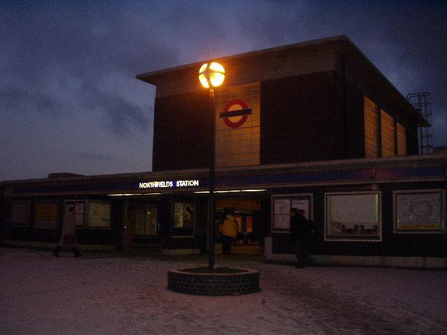 Northfields Tube Station