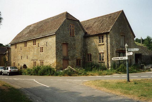 Milborne Port: Mill at Milborne Wick