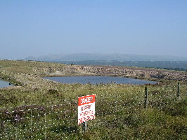 Douglas Muir Quarry