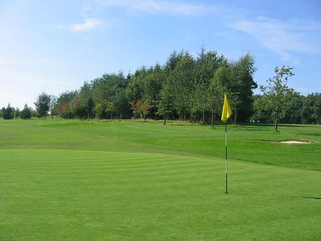 Vogrie Golf Course.