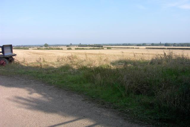 Fields south-east of Comberton
