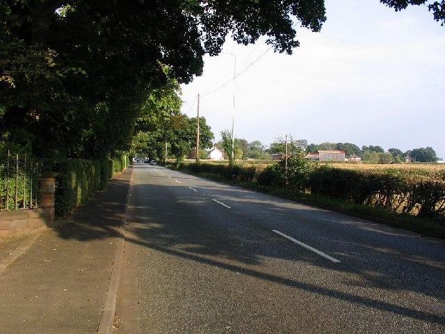 Road A56