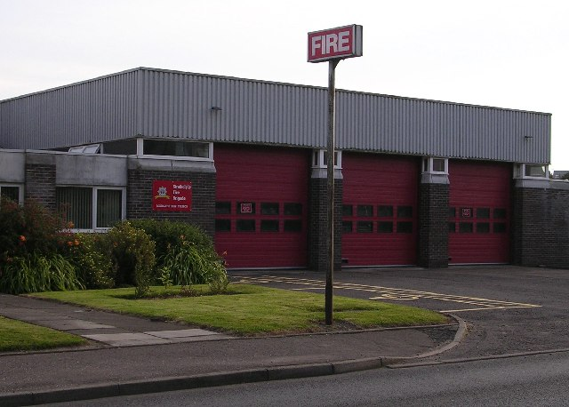 Milngavie Fire Station