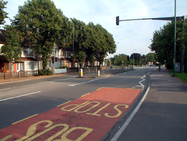 A237 Woodcote Road