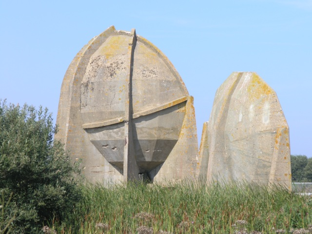 Sound Mirrors at Denge