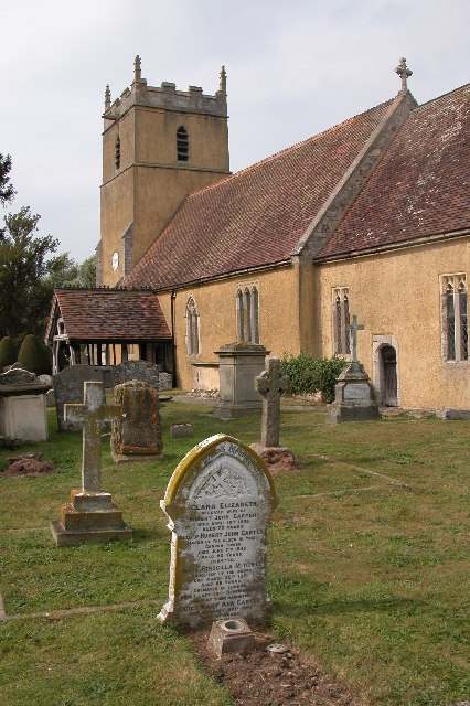 Tirley Church