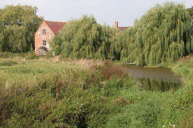 Hartpury Mill