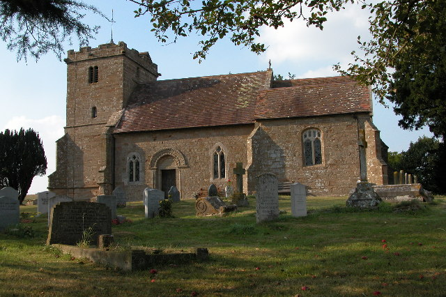 Pauntley Church