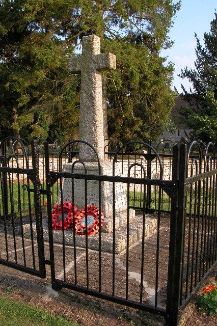 War Memorial, Staunton