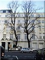 "TQ2680 : 23/24 Leinster Gardens, the ""fake house"" by Hywel Williams"