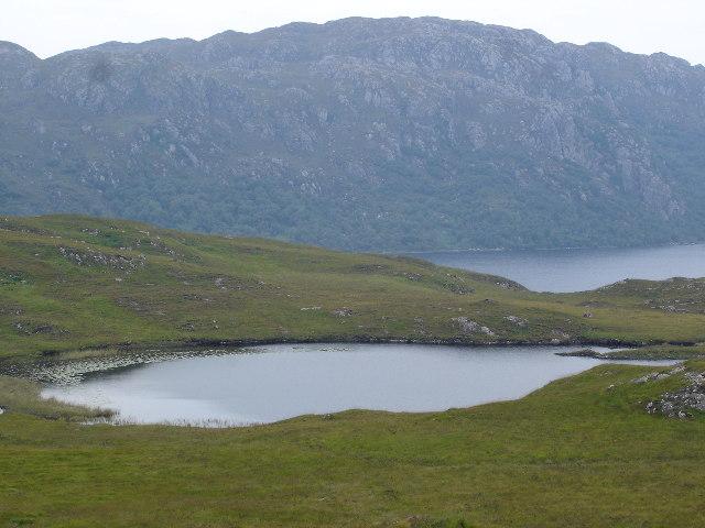 Loch nan Gealan
