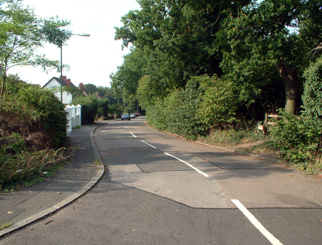 Plough Lane CR8