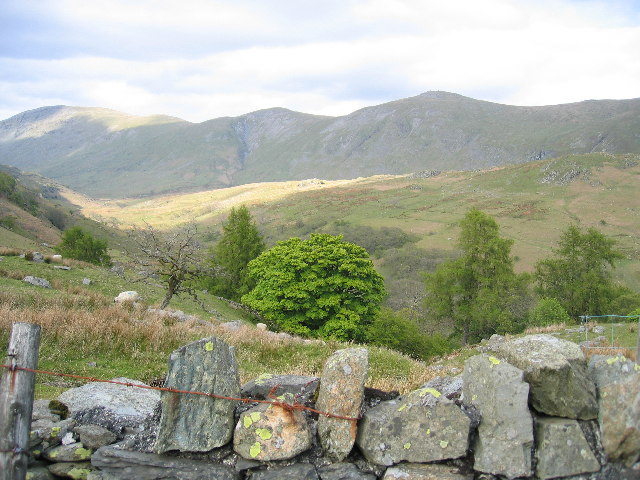 Woundale from the Kirkstone Pass