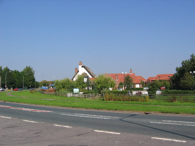 Warton Arms, Woodmansey