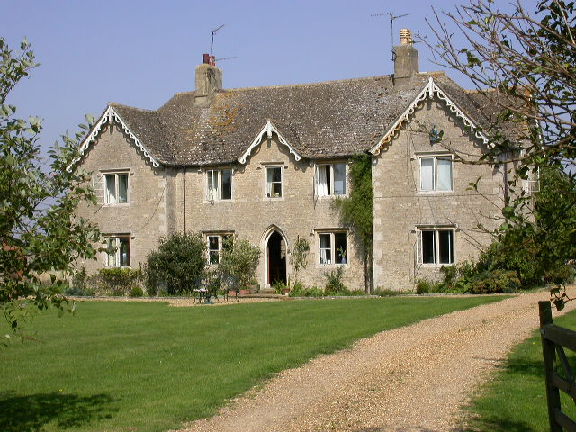 Wadenhoe Lodge