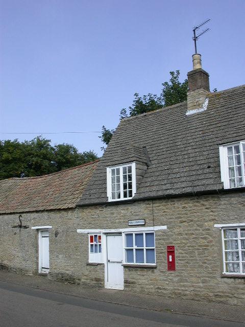 Wadenhoe Post Office