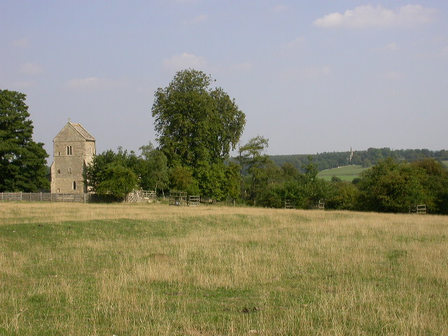 Wadenhoe Church