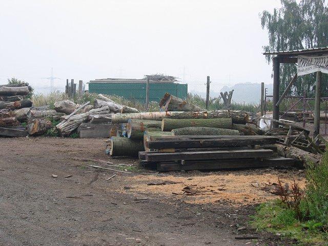 Airfield Sawmill.