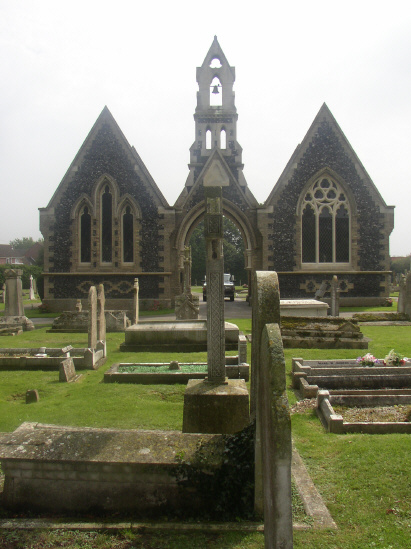 Cemetery, Newmarket, Suffolk