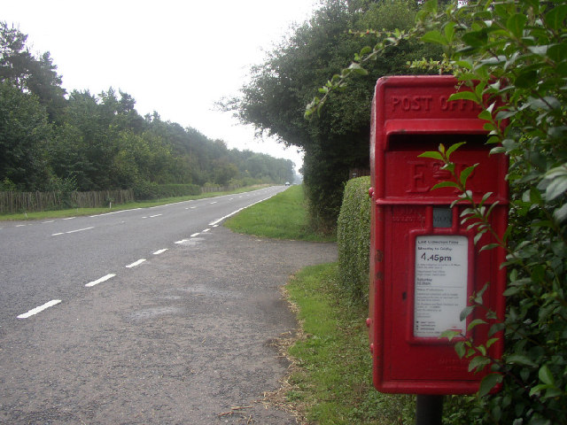 Post Box, Newmarket