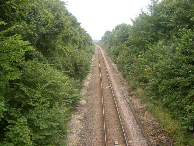 Newmarket to Cambridge Railway line