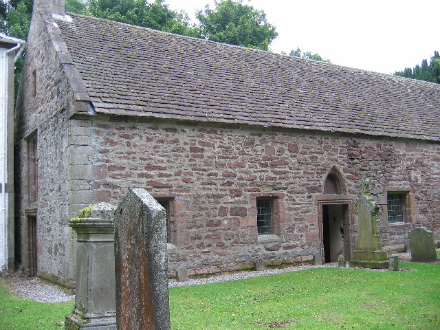 Innerpeffray Chapel, Perthshire