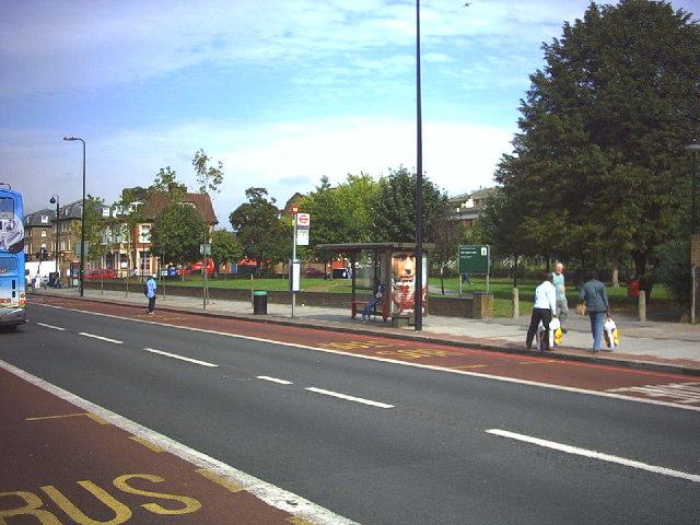 Max Roach Park, Brixton Road (A23)
