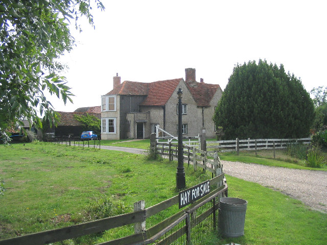 Mount Thrift Farm, Herongate, Essex