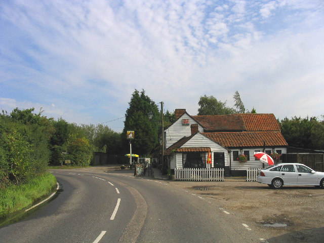 The Old Dog Inn, Herongate, Essex